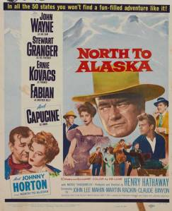 North To Alaska - 1958
